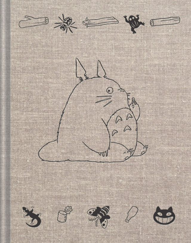 Amazon.com: My Neighbor Totoro Sketchbook: 26: Studio