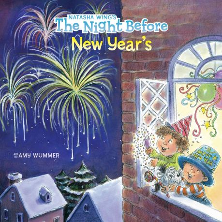 Amazon.com: The Night Before New Year's (9780448452128): Wing, Natasha,  Wummer, Amy: Books
