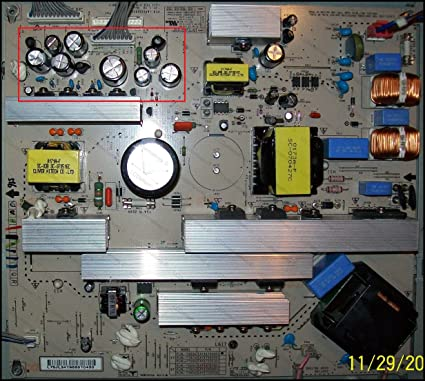 4717c1fc500 Com Repair Kit Lg 37lc7d Lcd Monitor Capacitors Not The