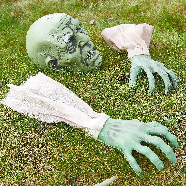 Cementerio zombie