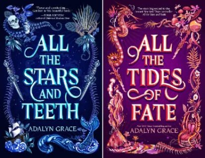 Amazon.com: All the Stars and Teeth (All the Stars and Teeth Duology Book  1) eBook: Grace, Adalyn: Kindle Store