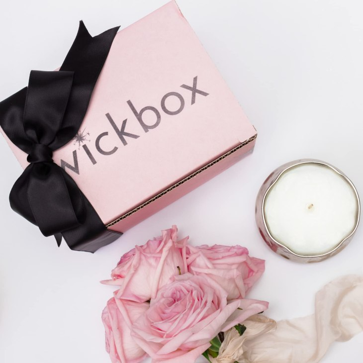 Wickbox Candle Subscription Box