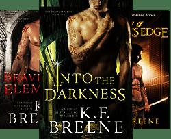 Darkness (8 Book Series) by  K.F. Breene