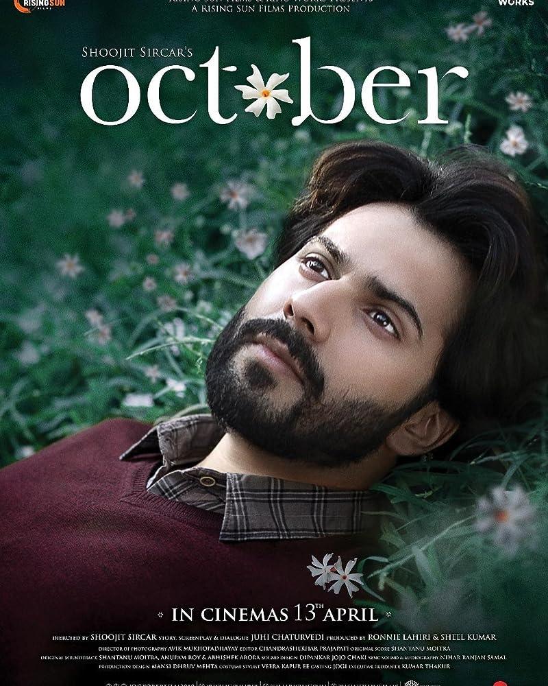 Varun Dhawan in October (2018)