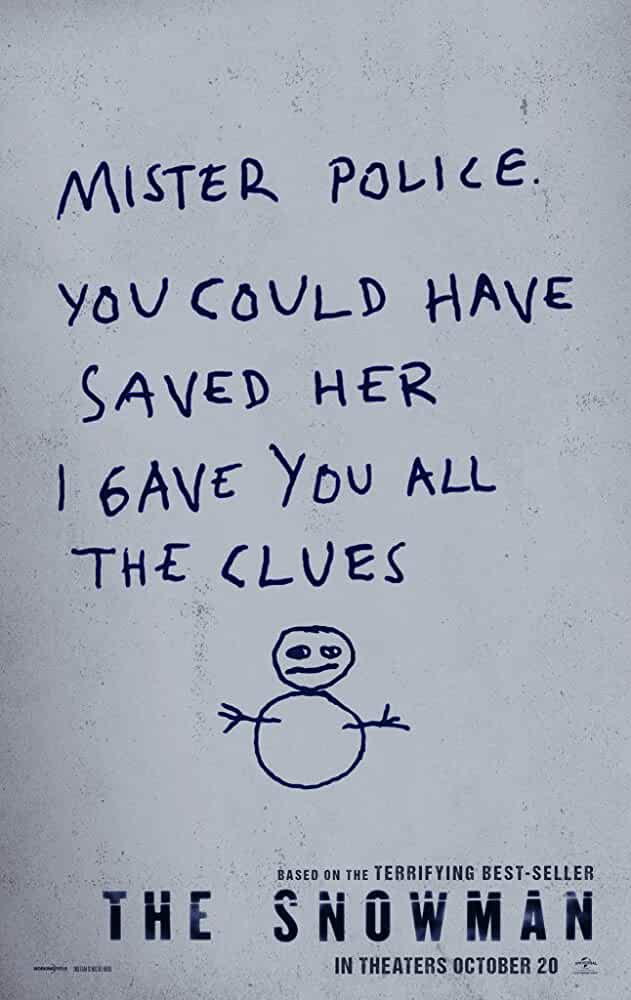 The Snowman Trailer Featuring Michael Fassbender & Rebecca Ferguson 6