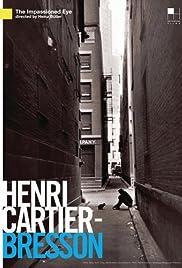 Henri Cartier-Bresson - Biographie eines Blicks Poster