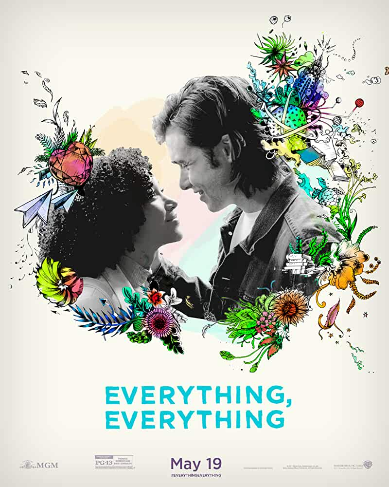 New Everything, Everything Trailer & Poster Revealed 7