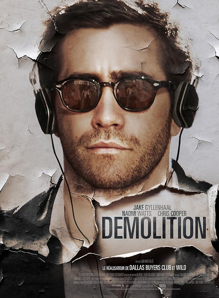 Jake Gyllenhaal in Demolition (2015)