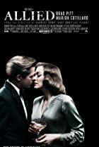 Allied (2016) Poster