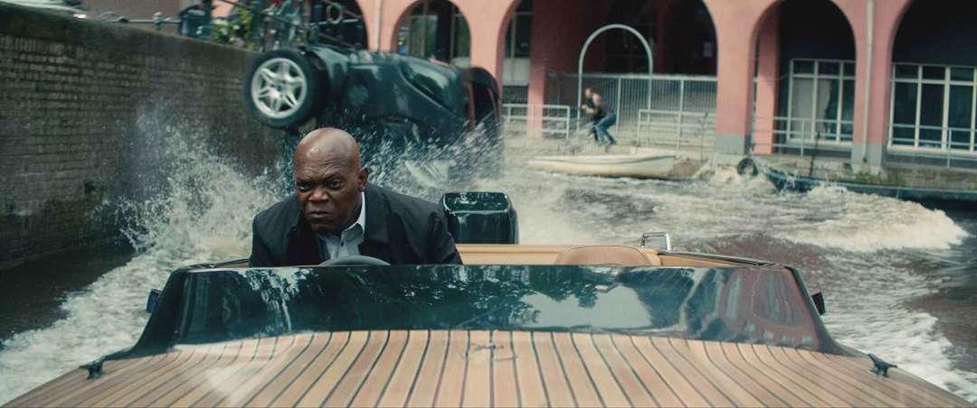 Final The Hitman's Bodyguard Trailer Featuring Samuel L. Jackson, Salma Hayek