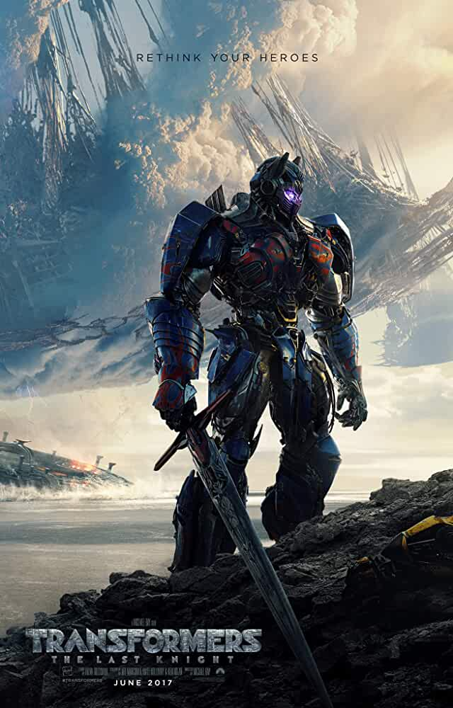 New Transformers: The Last Knight Trailer Featuring Evil Optimus Prime 7