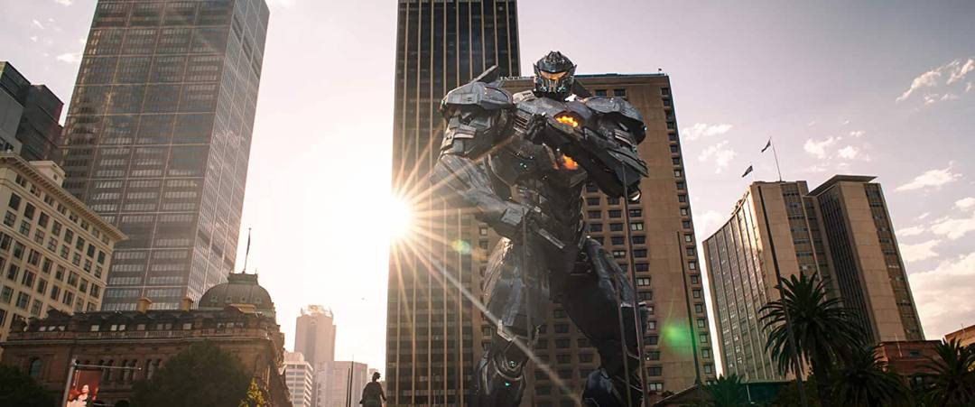 Pacific Rim: Uprising IMAX Trailer