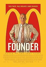 El fundador Poster
