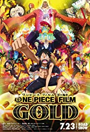 One Piece Gold Poster