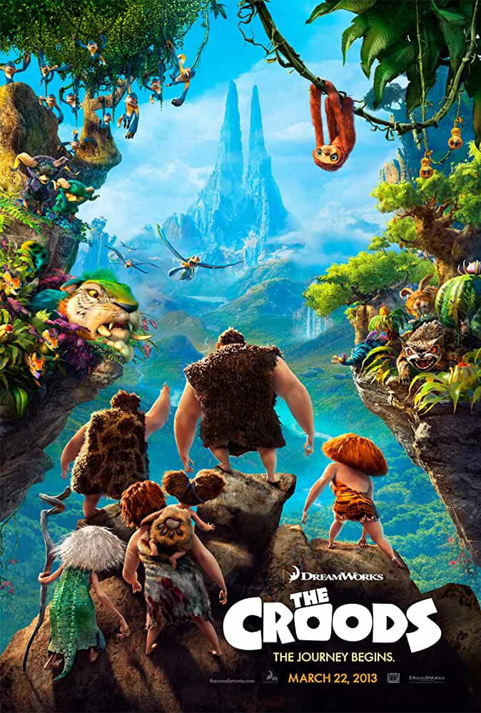 The Croods 2013 Hindi Dual Audio 480p BluRay full movie watch online free download at movies365.lol