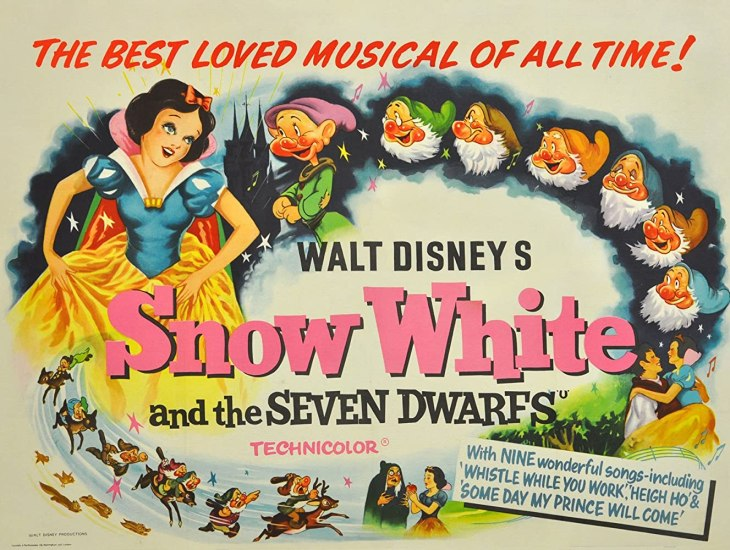 Snow White is getting a live-action remake
