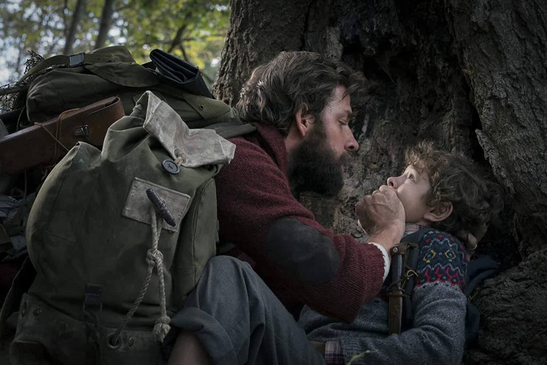 A Quiet Place Trailer Featuring John Krasinski & Emily Blunt