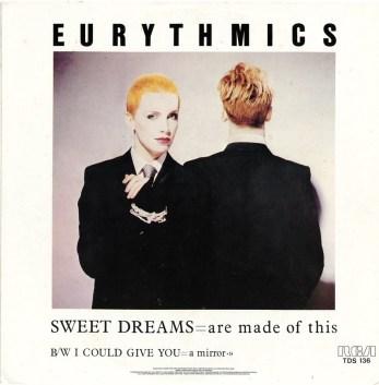 sweet dreams eurythmics ile ilgili görsel sonucu