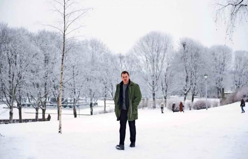 The Snowman Trailer Featuring Michael Fassbender & Rebecca Ferguson