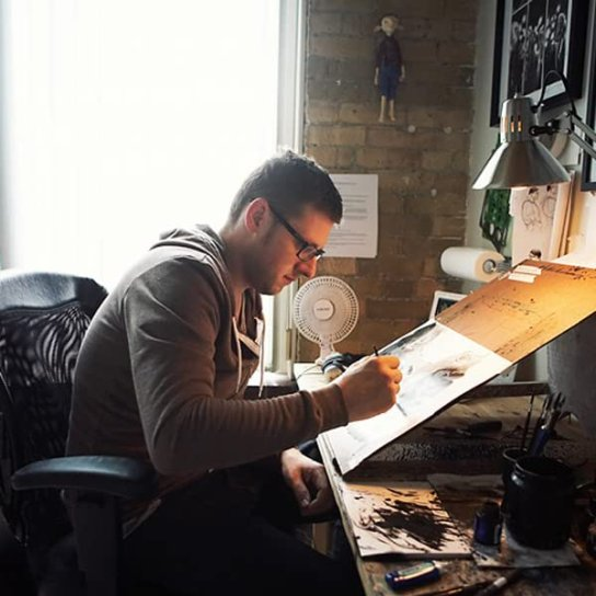 Image result for jeff lemire perso