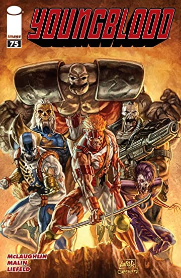 Image result for image comics youngblood