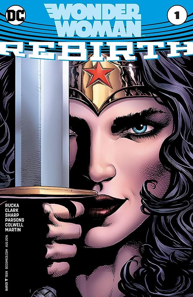 TICGN Wonder Woman: Rebirth (2016) #1