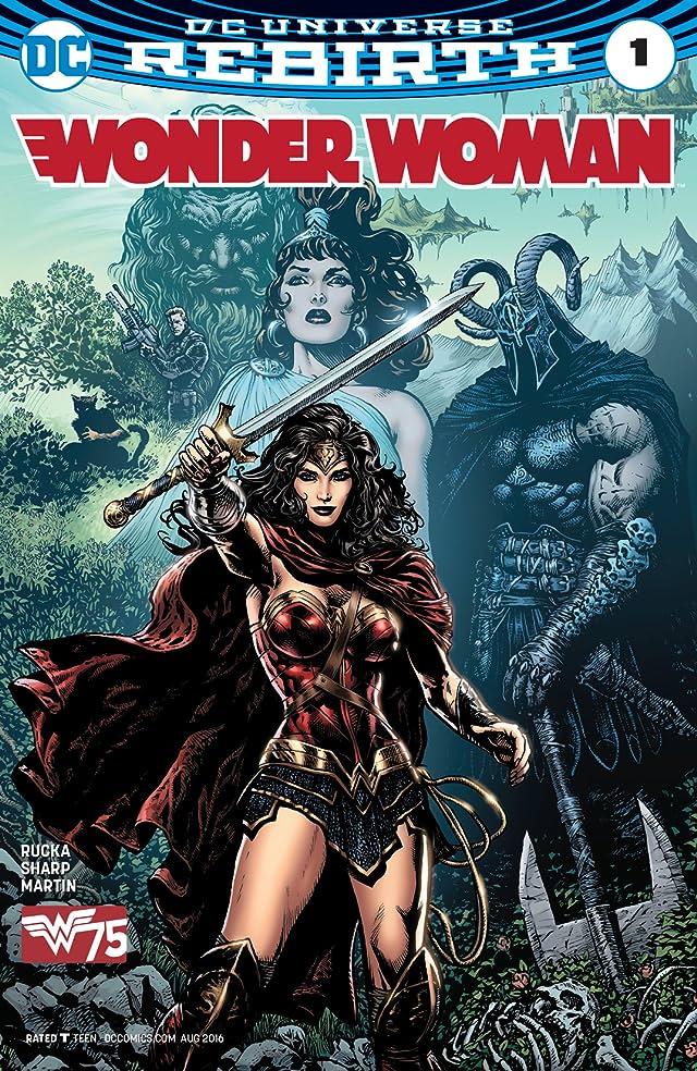 TICGN Wonder Woman (2016-) #1