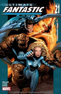 Image result for ultimate fantastic four 21