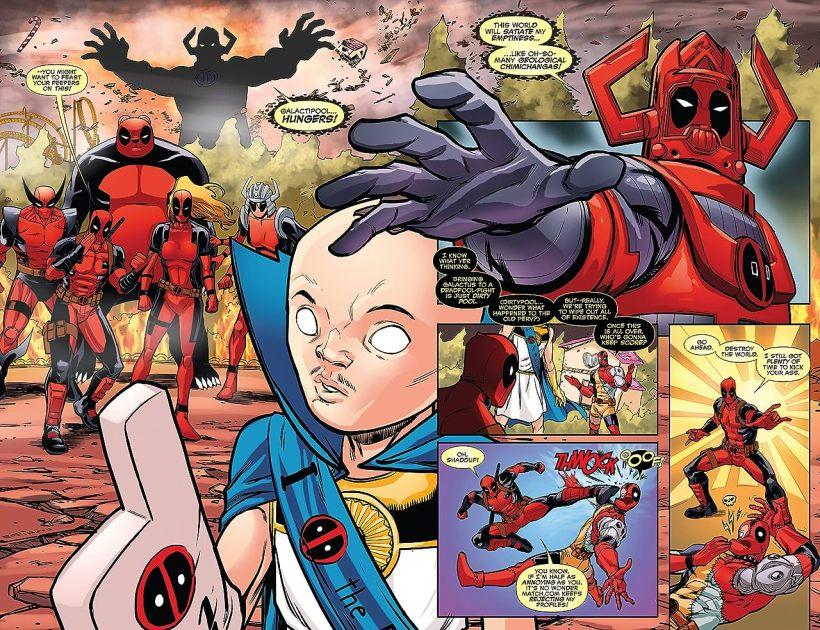 Deadpool Kills Deadpool, Deadpool, Marvel, Antihero, Fox, Marvel Universe, Comic book, Superhero