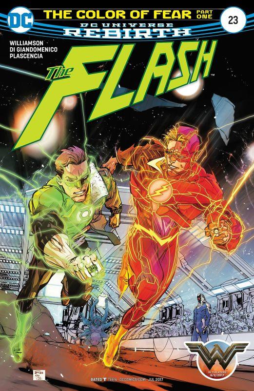 The Flash (2016-) #23