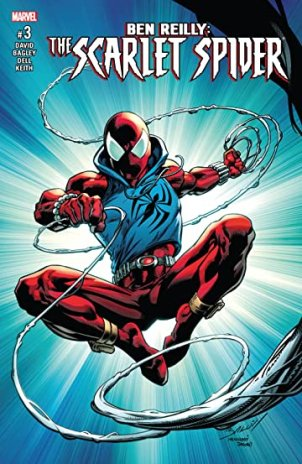 Image result for scarlet spider