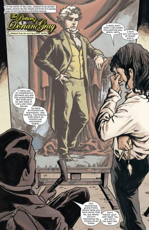 Marvel Illustrated: Picture of Dorian Gray (2007-2008) #1 (of 6) - Comics  by comiXology