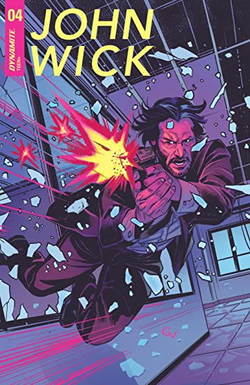 Image result for john wick issue 4
