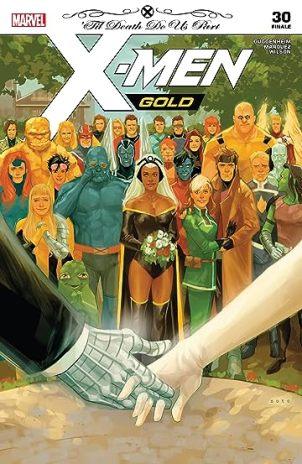 Image result for x-men gold 30