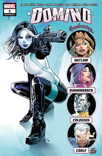 Image result for domino annual #1