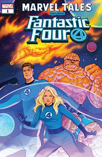 Image result for Marvel Tales Fantastic Four