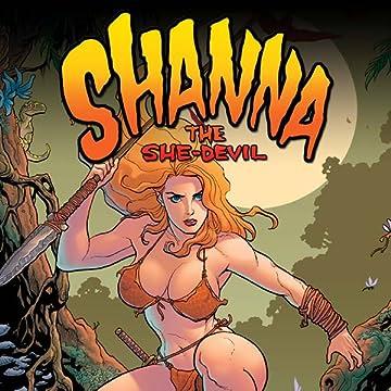 Image result for shanna the she devil marvel
