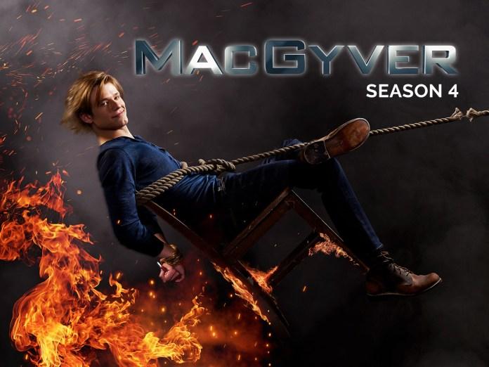 Prime Video: MacGyver - Season 4