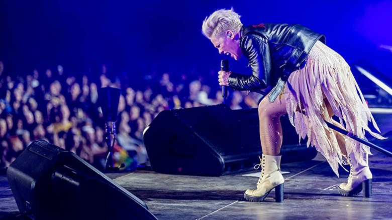 Watch P!nk: All I Know So Far   Prime Video