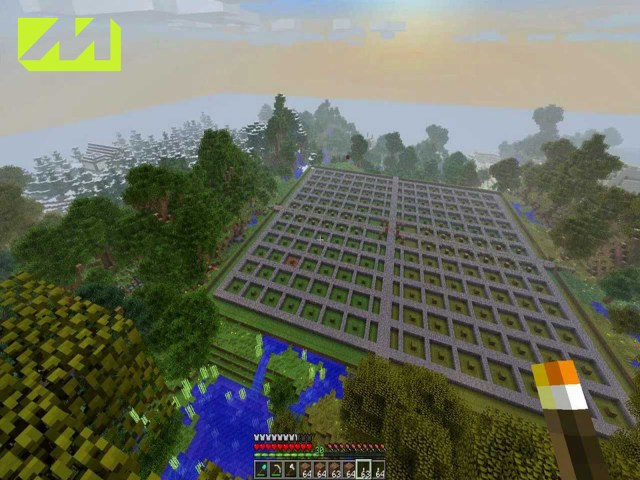 Prime Video: Clip: Mine Block: Play
