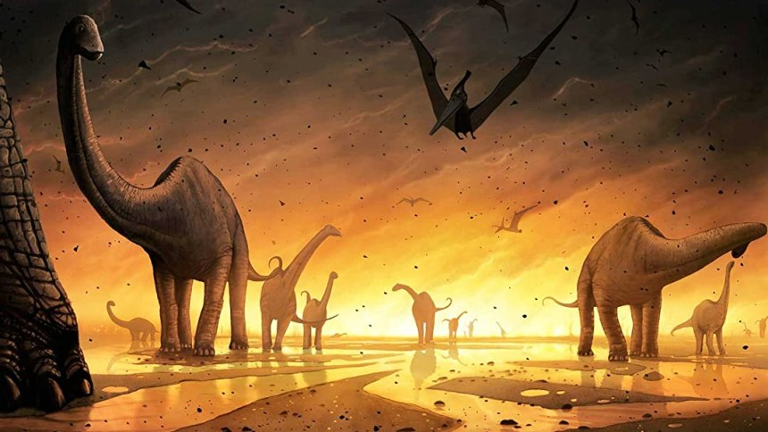 Watch Dinosaur Extinction: Behind the Asteroid Impact Theory | Prime Video