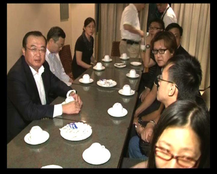 菲律賓人質事件死者家屬及生還者抵達馬尼拉   Now 新聞