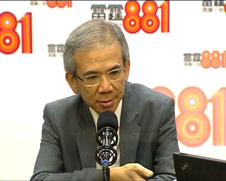 林煥光:公眾懷疑合理陳茂波應解釋事件 | Now 新聞