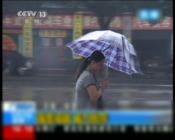 天兔移入內陸華南多處降雨 | Now 新聞