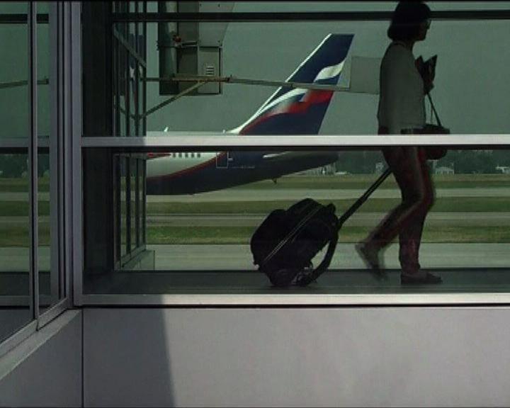 美禁止直航俄旅客攜液體上機 | Now 新聞