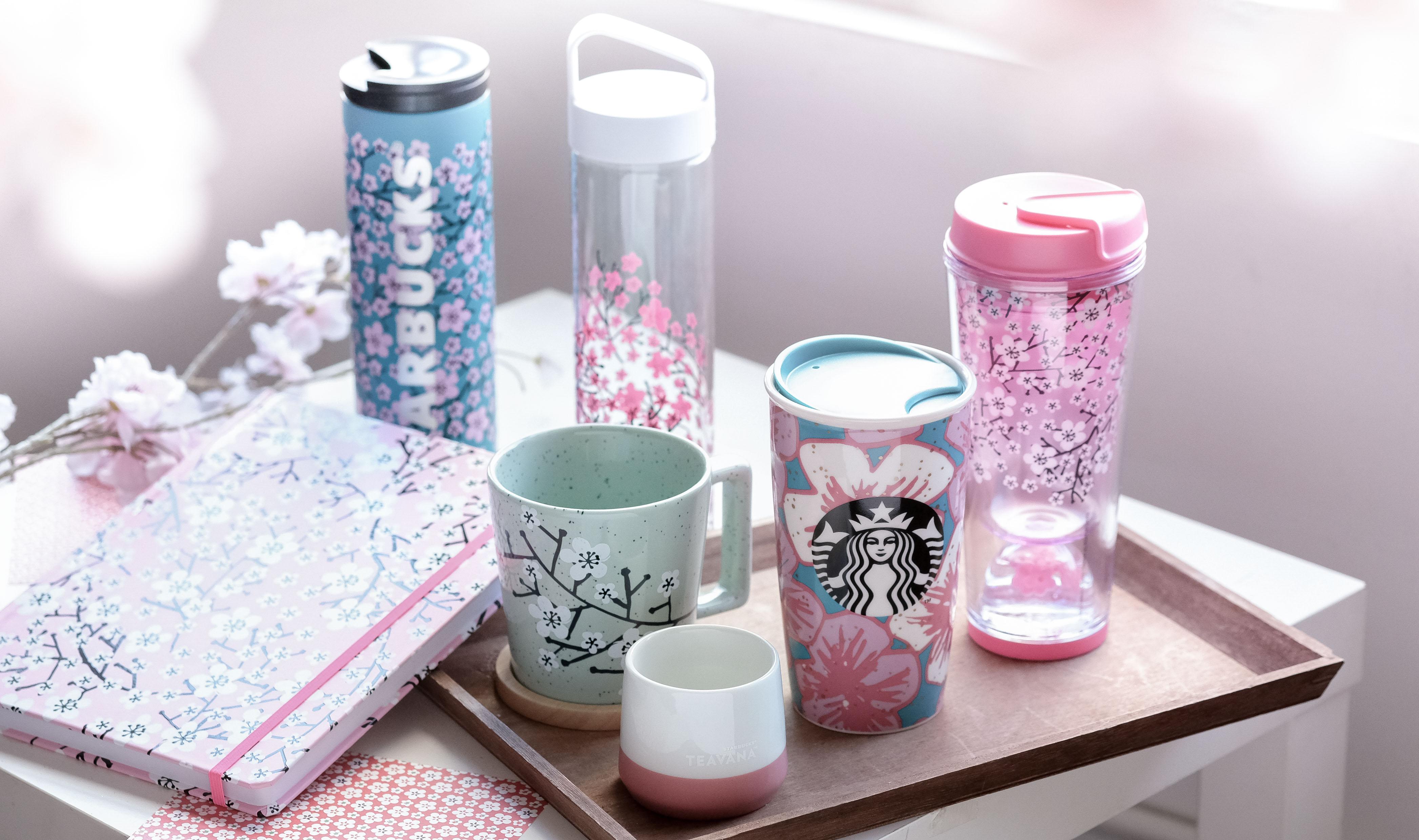 〈好潮〉喝一口春日暖暖幸福 香港Starbucks櫻花杯登場 | Now 新聞