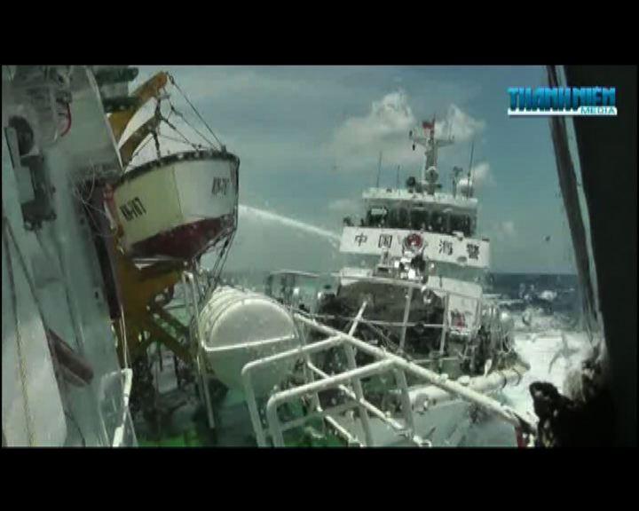 越南傳媒指中國增派船隻到西沙群島   Now 新聞