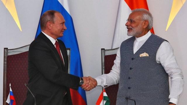 India russia relations, PM Narednra Modi Birthday