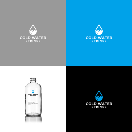 Cold Water Logo