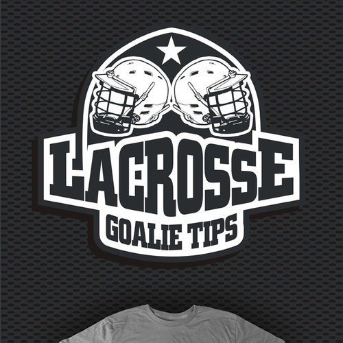 New logo wanted for Lacrosse Goalie Tips Logo design contest